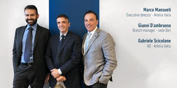 Artelia Italia apre una nuova sede a Bari