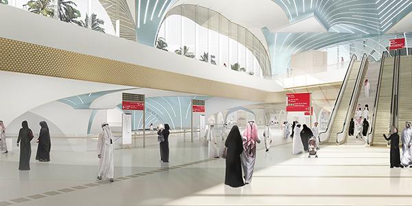 Qatar Rail - Doha