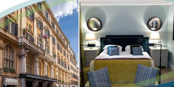 Ristrutturazione </br> dell'Hotel De La Ville di Roma