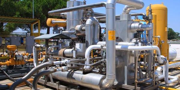 SNAM - Progettazione e Costruzione</br> reti di trasporto di gas
