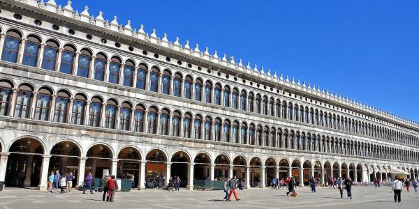 Procuratie Vecchie - Piazza San Marco