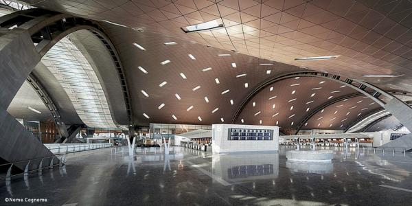 New International Airport of Doha
